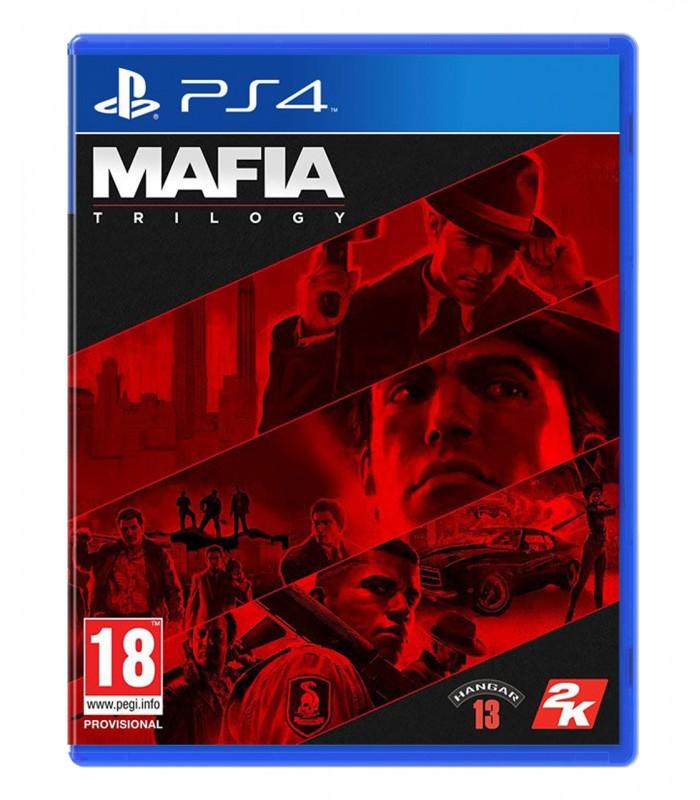 بازی Mafia Trilogy - پلی استیشن 4