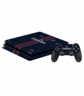اسکین PS4 اسلیم طرح Paris Saint-Germain
