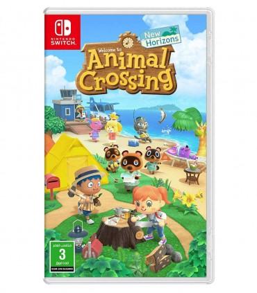 بازی Animal Crossing New Horizons - نینتندو سوئيچ