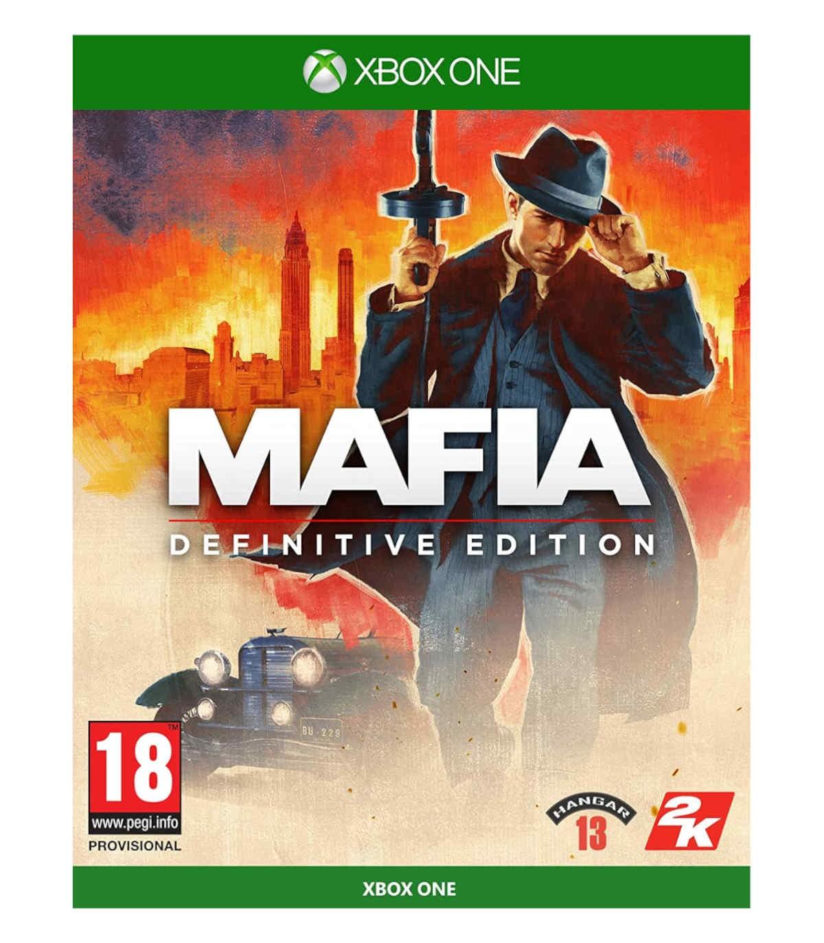 بازی Mafia: Definitive Edition - ایکس باکس وان