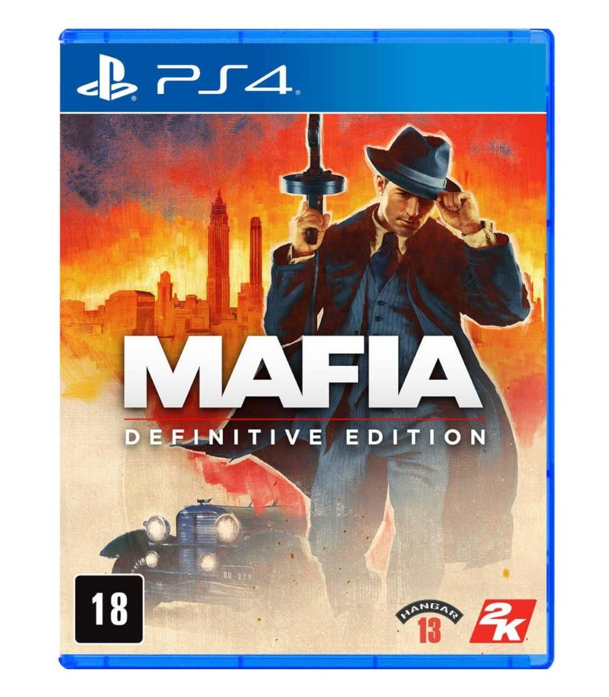 بازی Mafia: Definitive Edition - پلی استیشن 4