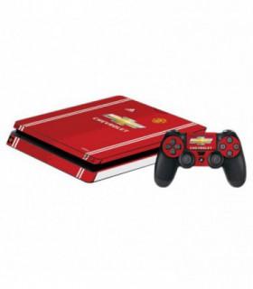 اسکین PS4 اسلیم طرح Manchester United