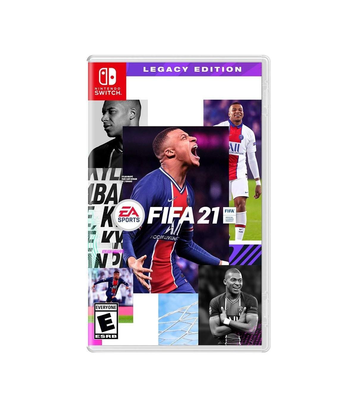 بازی فیفاFIFA 21 - نینتندو سوئیچ