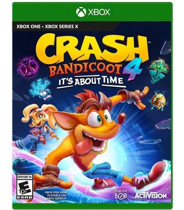 بازی Crash Bandicoot 4: It's About Time - ایکس باکس وان