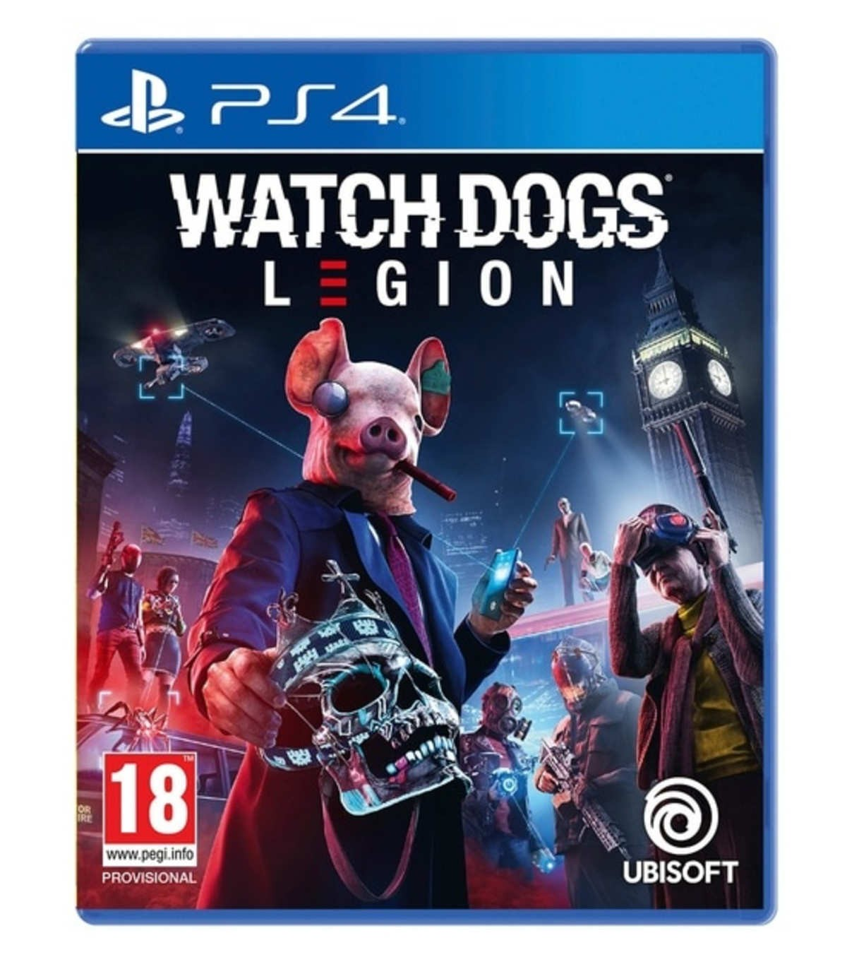 بازی Watch Dogs Legion - پلی استیشن 4