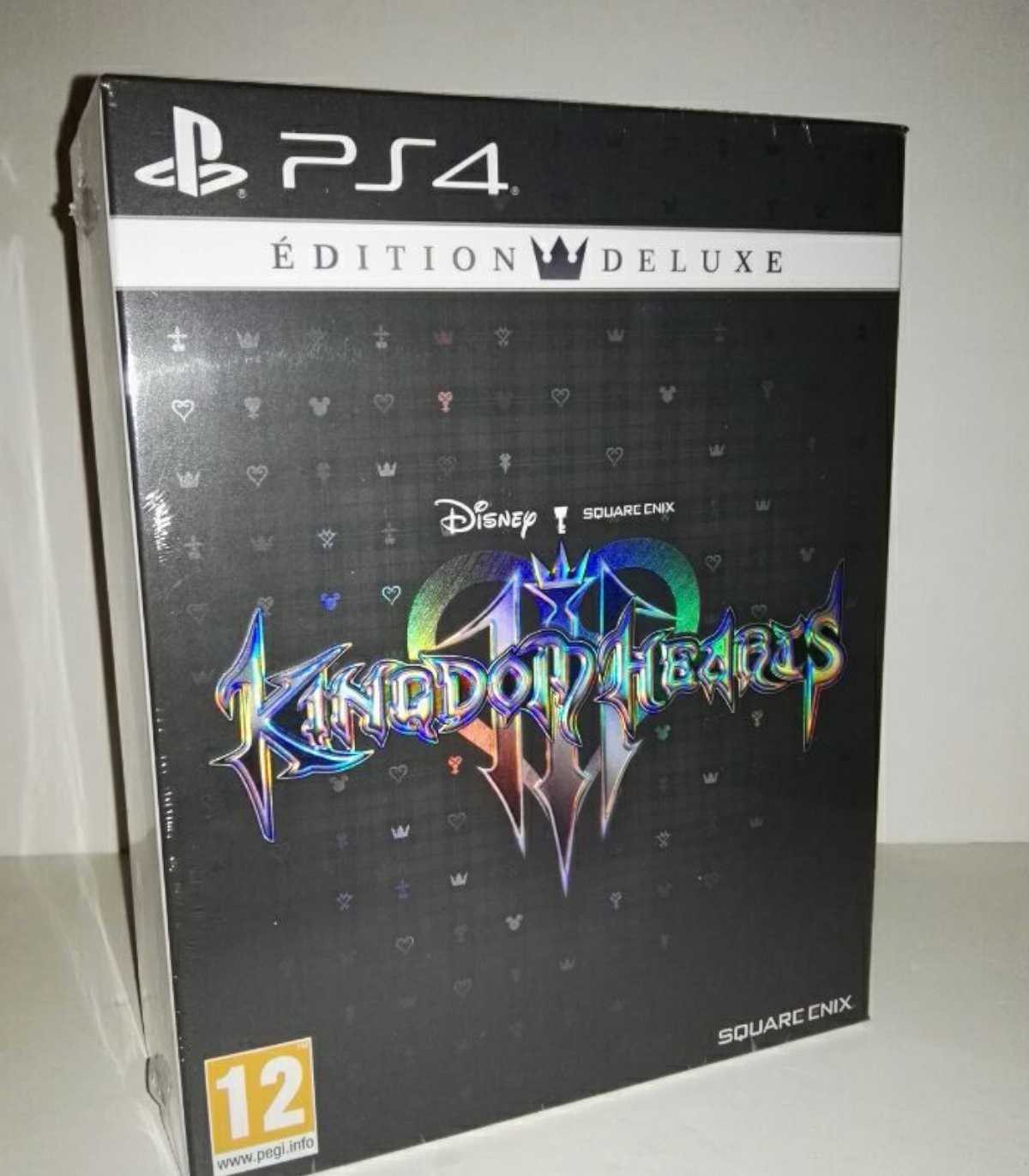بازی Kingdom Hearts III Deluxe Edition - پلی استیشن 4