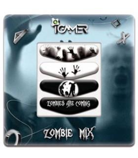 پک چهارعددی لایت بار دسته پلی استیشن 4 طرح Zombies