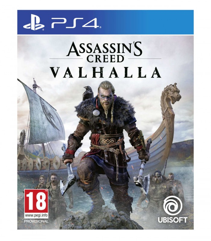 بازی Assassin's Creed Valhalla - پلی استیشن 4