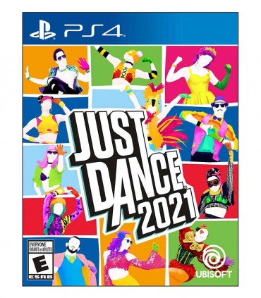 بازی Just Dance 2021 - پلی استیشن 4 و پلی استیشن 5