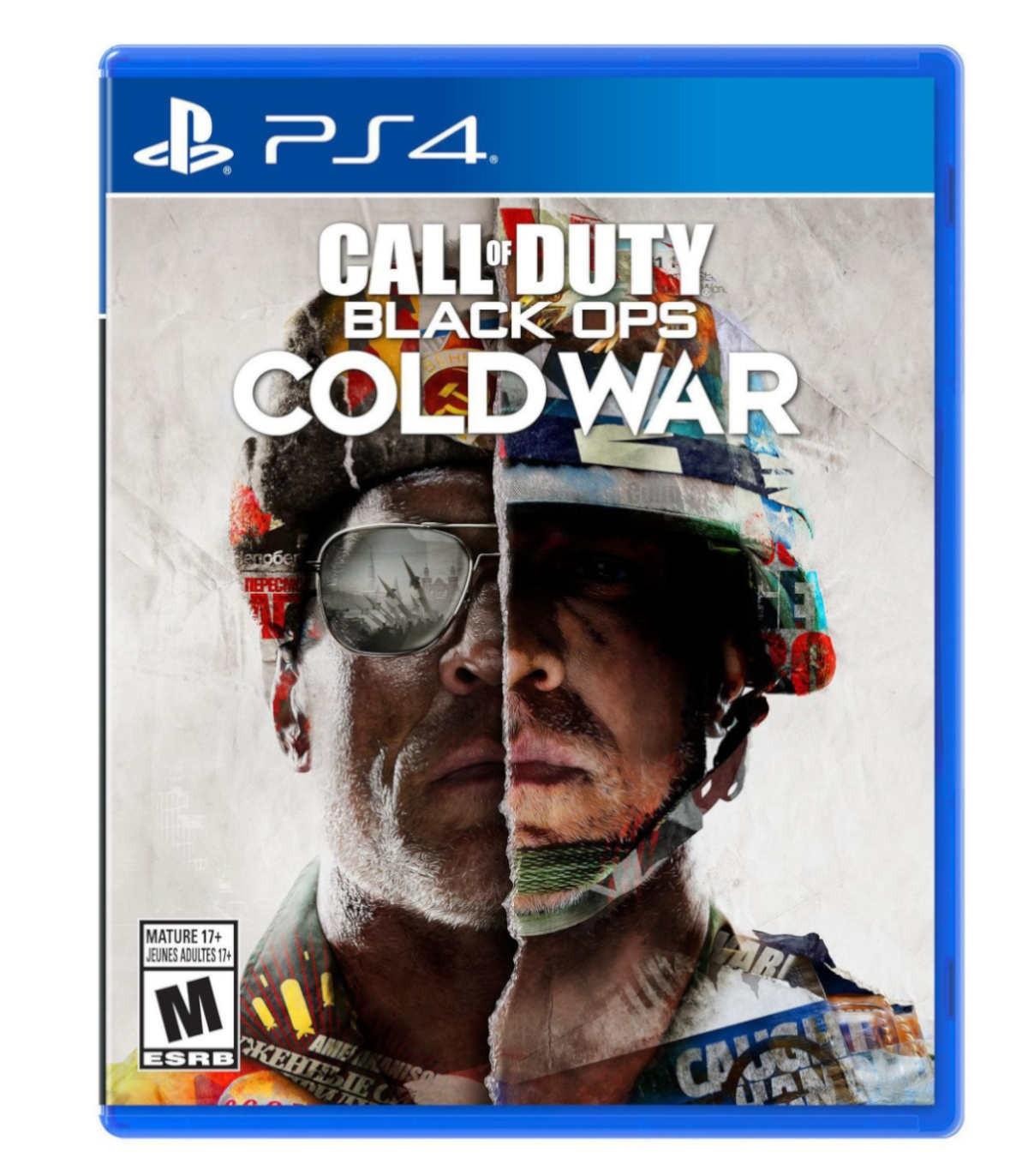 بازی Call of Duty: Black Ops Cold War - پلی استیشن 4 و پلی
