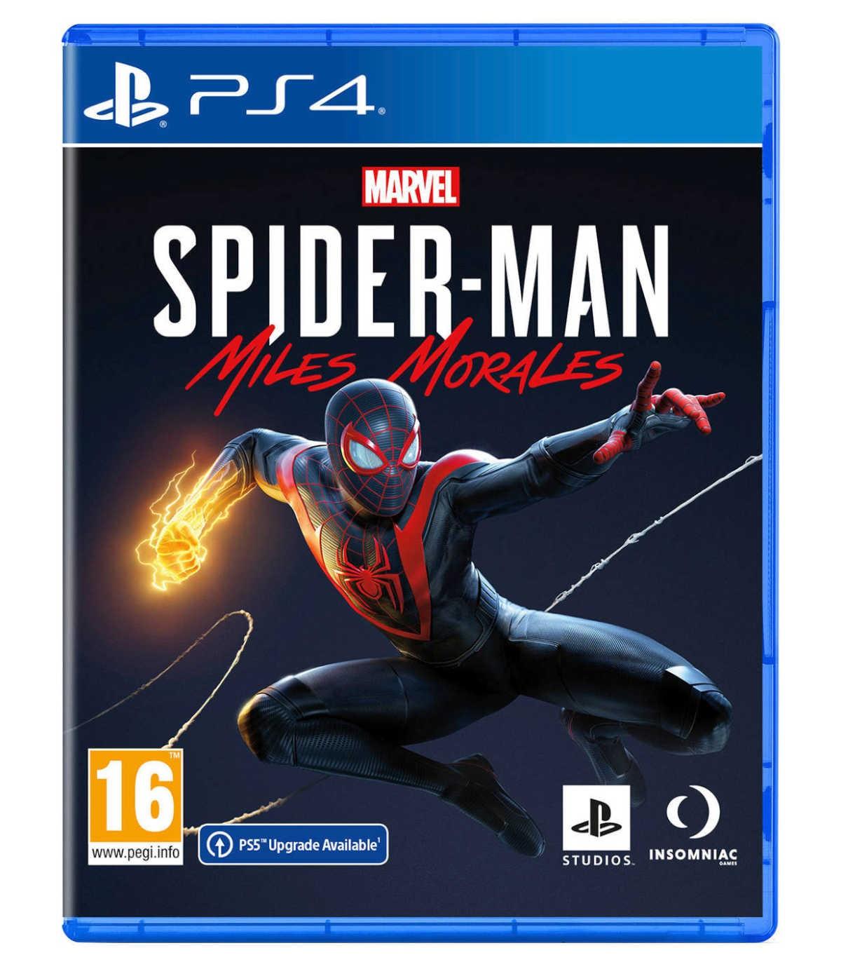بازی Spider-Man: Miles Morales - پلی استیشن 4