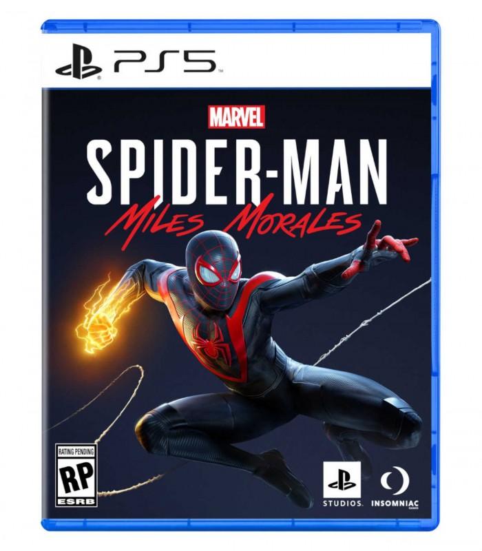بازی Spider-Man: Miles Morales - پلی استیشن 5