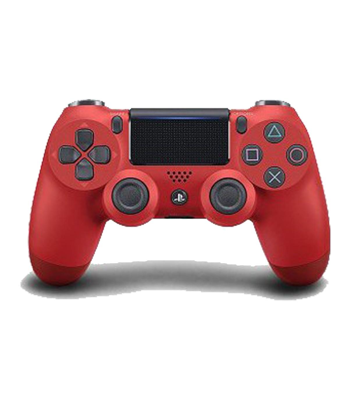 دسته قرمز اسلیم DualShock 4 Red Slim Wireless Controller