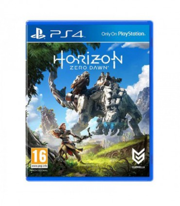 بازی Horizon: Zero Dawn - پلی استیشن 4