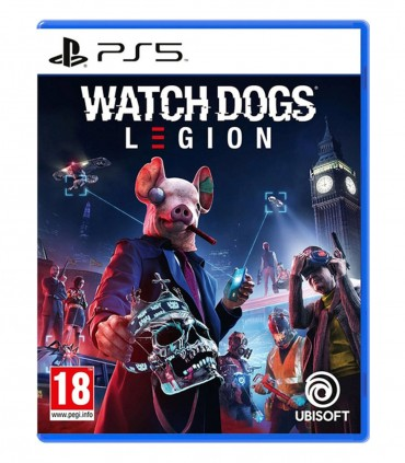 بازی Watch Dogs Legion - پلی استیشن 5