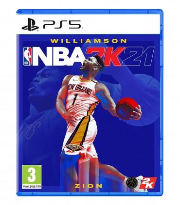 بازی NBA 2K21 - پلی استیشن 5