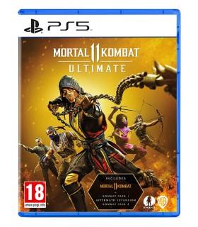 بازی Mortal Kombat 11 نسخه Ultimate - پلی استیشن 5