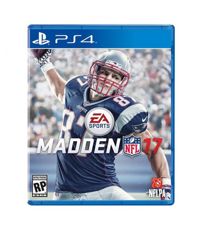 بازی Madden NFL 17 کارکرده