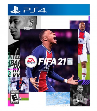 بازی فیفا FIFA 21 کارکرده - پلی استیشن 4