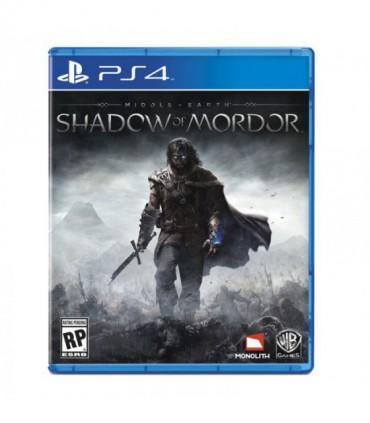 بازی Shadow of Mordor کارکرده - پلی استیشن 4