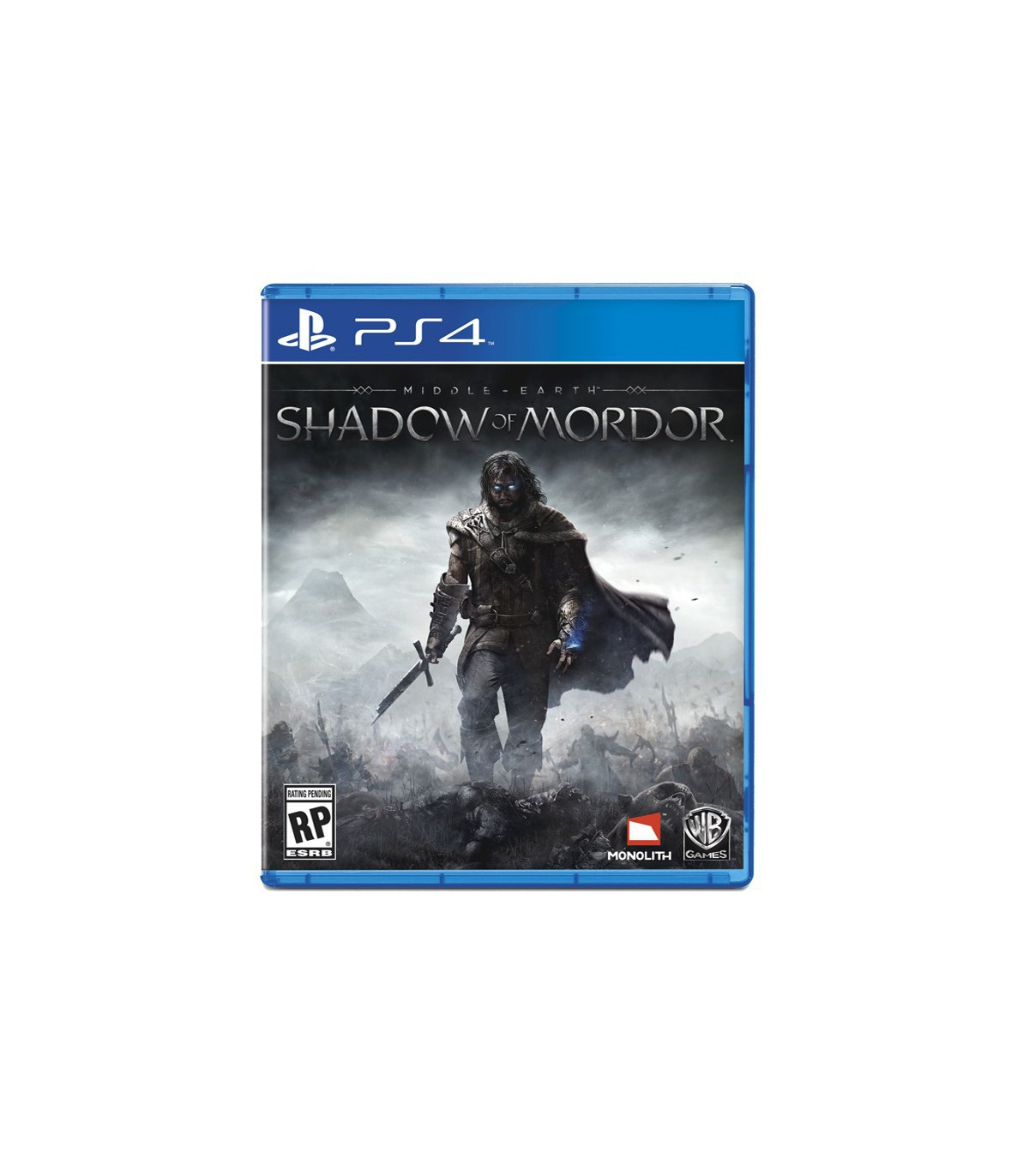 بازی Shadow of Mordor کارکرده - پلی استیشن ۴