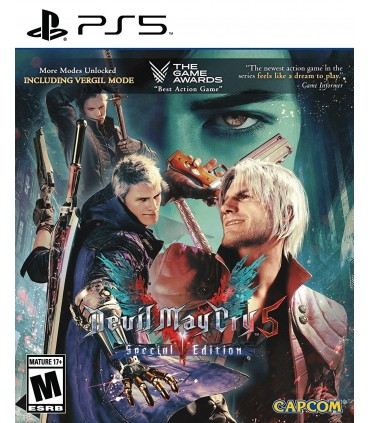 بازی Devil May Cry 5 - پلی استیشن 5