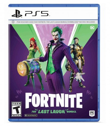 بازی Fortnite: The Last Laugh Bundle - پلی استیشن 5