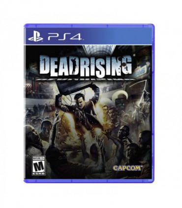 بازی Dead Rising کارکرده - پلی استیشن 4