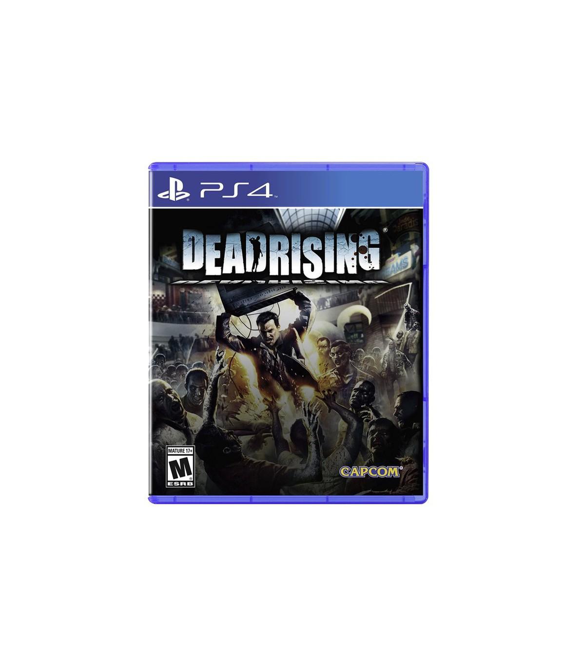 بازی Dead Rising کارکرده - پلی استیشن ۴
