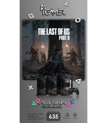 اسکین PS4 آی گیمر طرح The Last Of Us