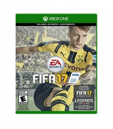 بازی FIFA 17 کارکرده - ایکس باکس وان