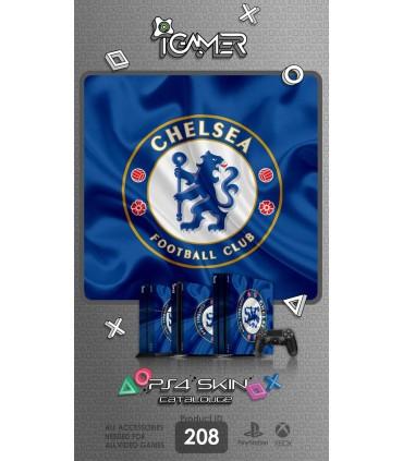 اسکین PS4 آی گیمر طرح Chelsea