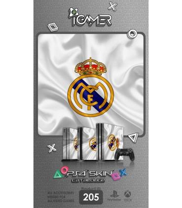 اسکین PS4 آی گیمر طرح Real Madrid