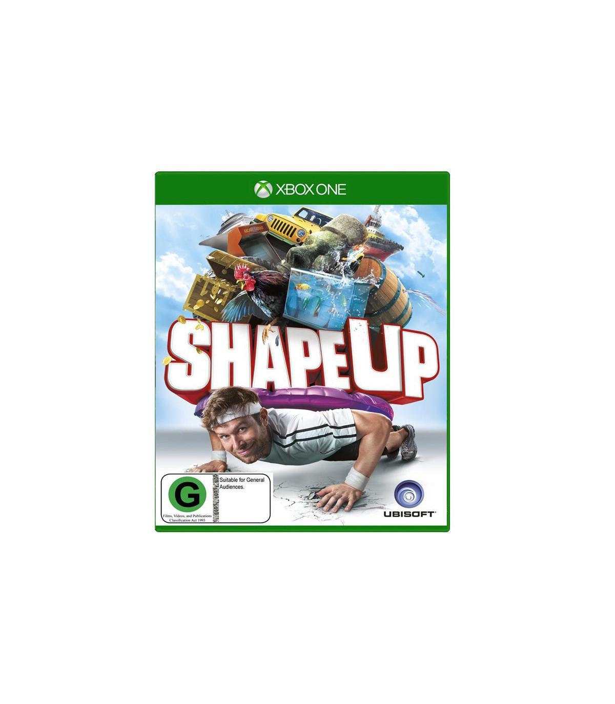 بازی Shape Up کارکرده