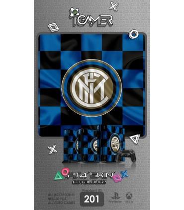 اسکین PS4 آی گیمر طرح Inter Milan
