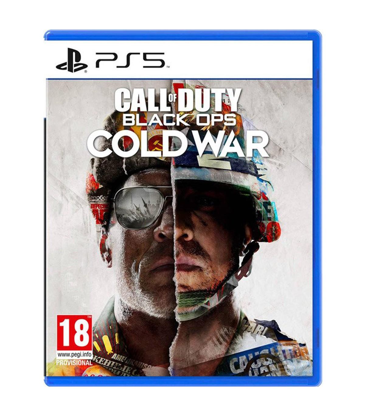 بازی Call of Duty: Black Ops Cold War کارکرده - پلی استیشن 5