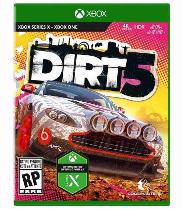 بازی Dirt 5 - ایکس باکس وان و سری ایکس