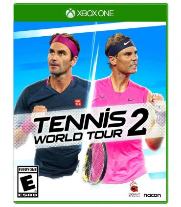 copy of بازی Tennis World Tour 2 - پلی استیشن 4