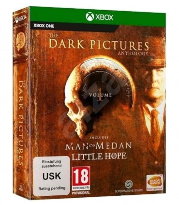 بازی The Dark Pictures Anthology: Man Of Medan نسخه Steelbook -