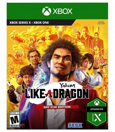 copy of بازی Yakuza: Like a Dragon - پلی استیشن 4