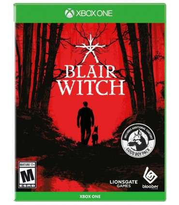 copy of بازی Blair Witch - پلی استیشن 4