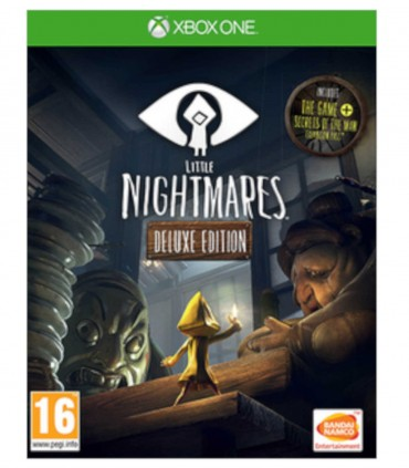 copy of بازی Little Nightmares - پلی استیشن 4