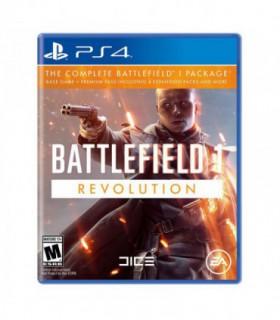 بازی Battlefield 1 Revolution - پلی استیشن 4