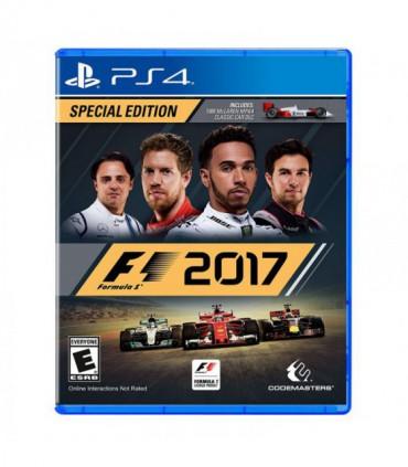بازی F1 2017 Special Edition - پلی استیشن 4