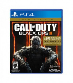 بازی Call of Duty: Black Ops III - Gold Edition - پلی استیشن 4