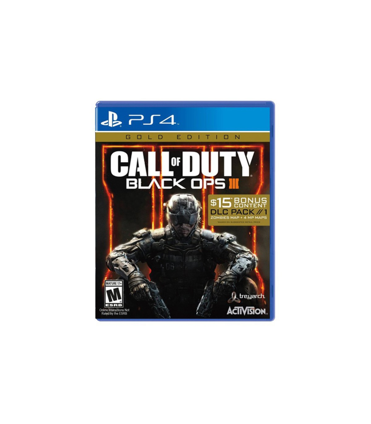 بازی Call of Duty: Black Ops III - Gold Edition