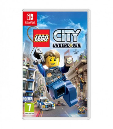 بازی LEGO City Undercover - نینتندو سوئیچ