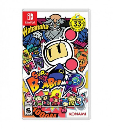 بازی Super Bomberman R - نینتندو سوئیچ
