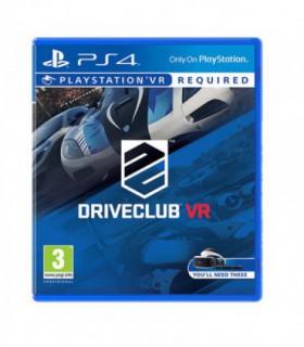 بازی Drive Club VR کارکرده - پلی استیشن 4