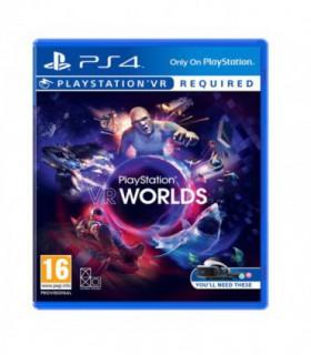 بازی  VR WORLDS کارکرده - پلی استیشن وی آر